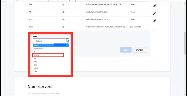 How to connect custom domain to blogger Blog
